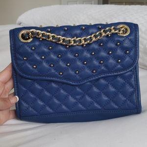 Rebecca Minkoff Royal Blue Studded handbag